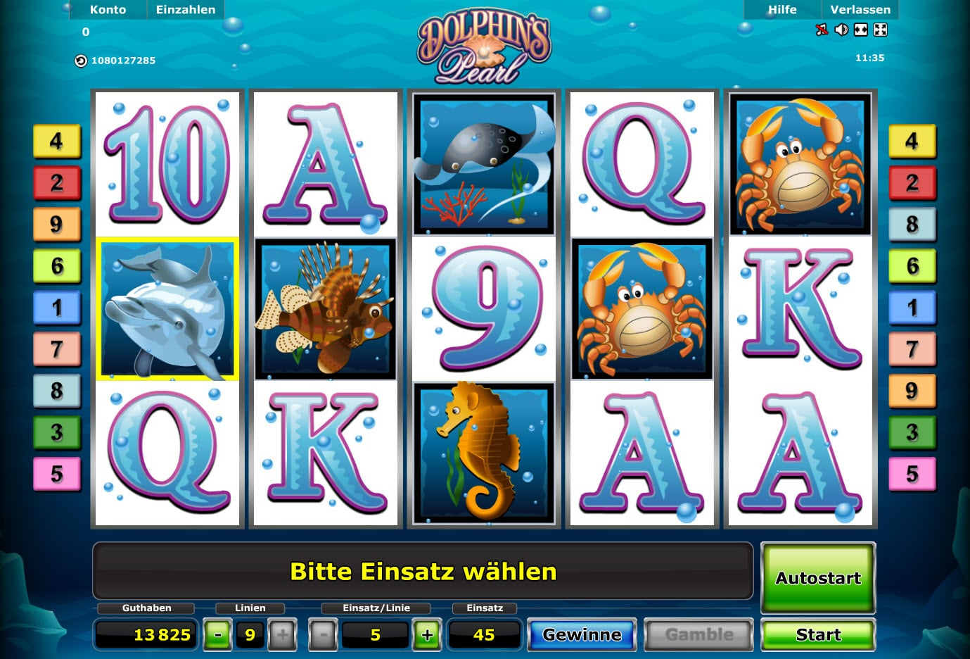 internet casino online kostenlos book of ra